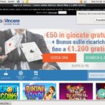 Voglia Di Vincere Join Up Offer