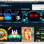 Casinoadmiral Payment Options
