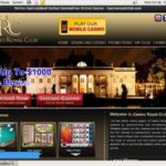 Casinoroyalclub No Deposit Casino