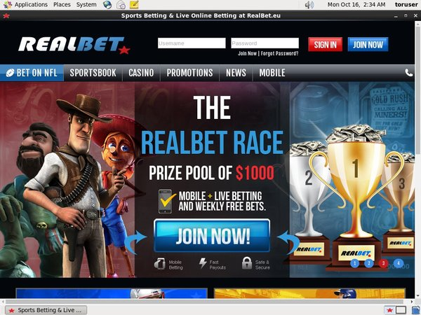 Real Bet Casinos Online