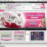 White Rose Bingo Mobile Free Spins