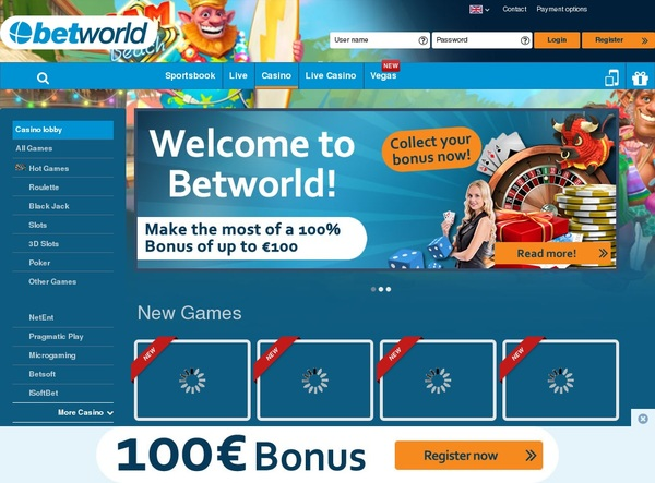 Betworld Promotions 2017