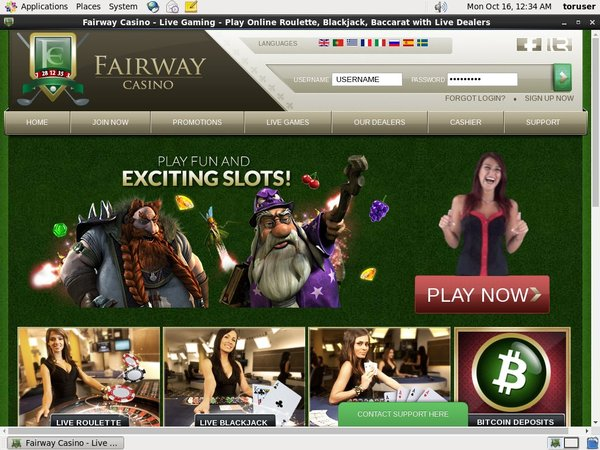 Fairwaycasino Gaming