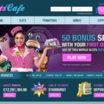 Slots Cafe Sign Up Offer