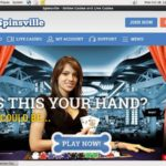 Spinsville New Account Offer