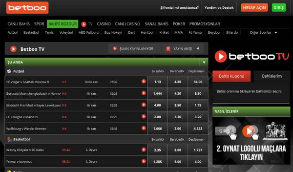 Betboo Bonus Casino