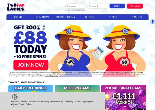 Two Fat Ladies Beste Casinos