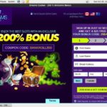 Dreamscasino Cash Codes