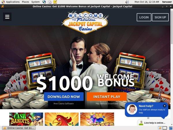Jackpot Capital Deal