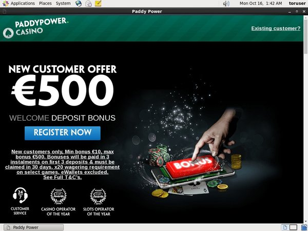 Paddy Power Mobile Download