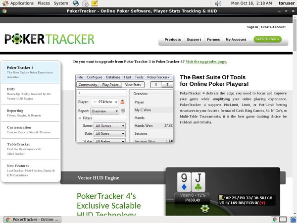 Pokertracker Ruleta En Vivo