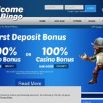 Welcome Bingo Deposit Code