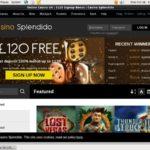奖金 Casino Splendido