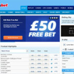 Sporting Bet UK Deposit Bonus Code