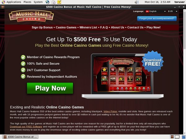 New casino 50 free spins no deposit
