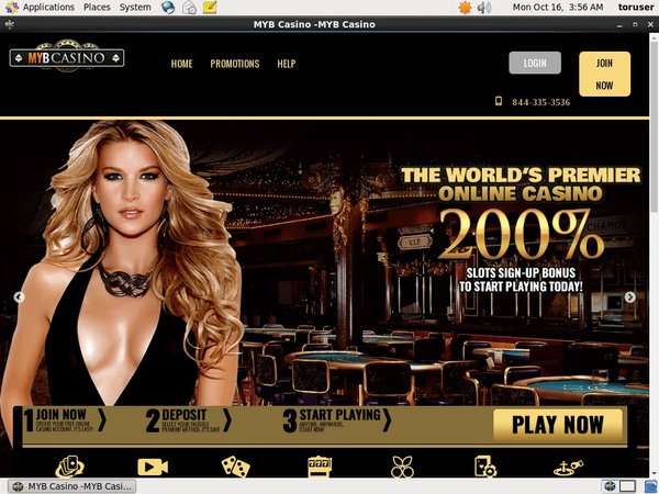 MyB Casino Coupon Code