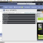 PalmerBet Sports Setup Account