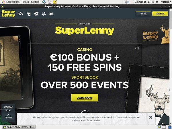 Super Lenny Forum
