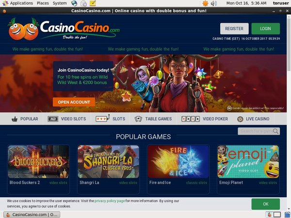 Casino Casino Payment Options