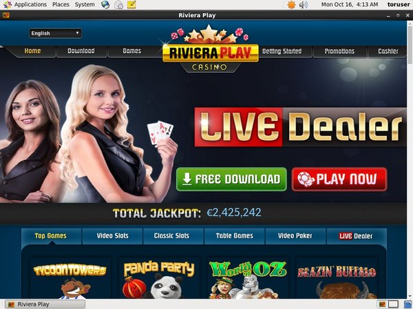 Rivieraplay Download App