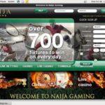 Naijagaming Gambling