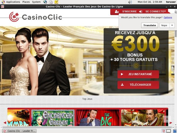 Casino Clic Maximum Deposit