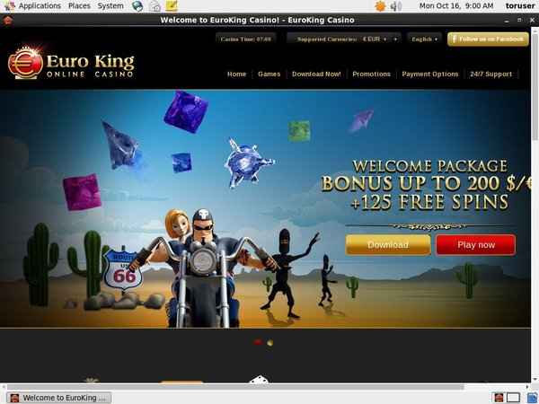 Euro King Casino For Iphone