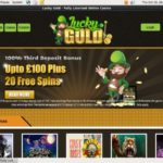 Luckygold Live Roulette