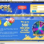 Empire Bingo 3 Reels