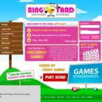 Bingo Yard Add Money