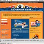 Bingo Dome Bonus Promotion