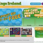 Bingo Ireland Deposit Options