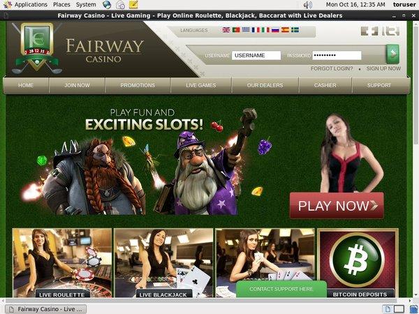 Fairwaycasino Astropay