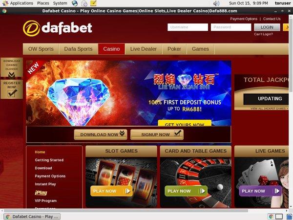Dafabet Ecocard