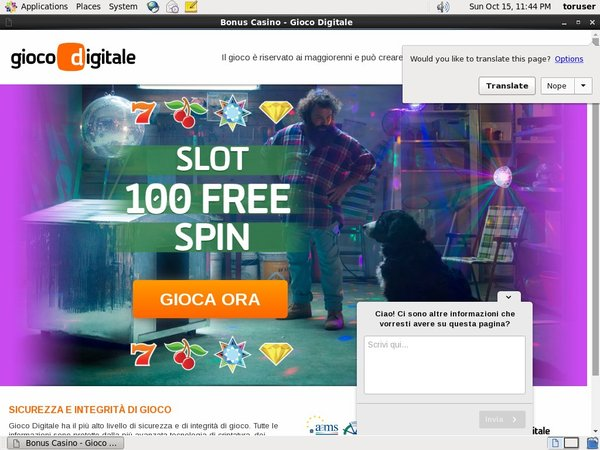 GiocoDigitale.it Casino Android App