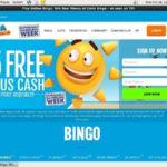 Get Costa Bingo Free Bet