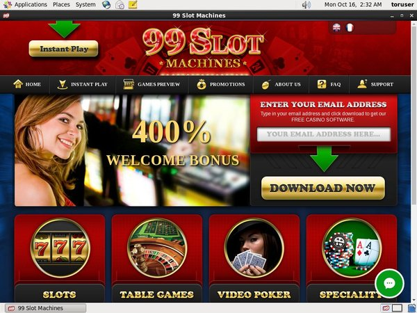 Mobile Deposit 99 Slot Machines