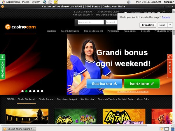 Casino.com Gambling
