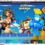 Euromania How To Deposit
