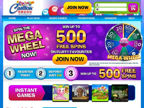 Carltonbingo Offers