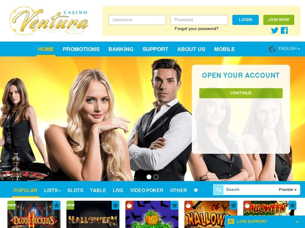 Casinoventura Free Spins