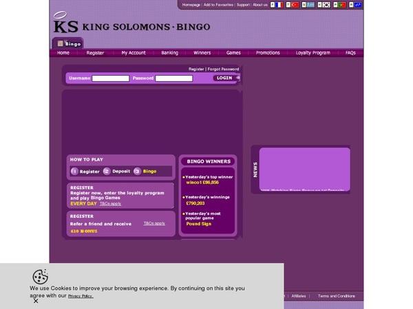 Ksbingo Online