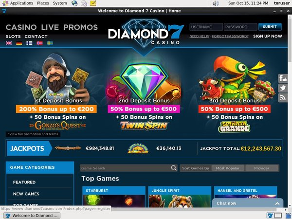 Diamond7 For Free